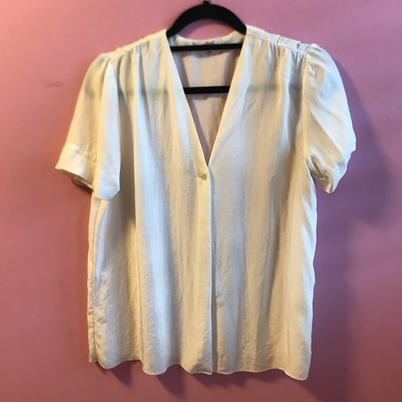 Wilfred Nobel Blouse Size Small
